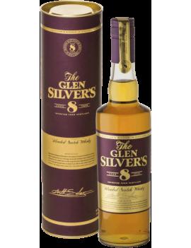 Glen Silver's 8 year 40º 70Cl