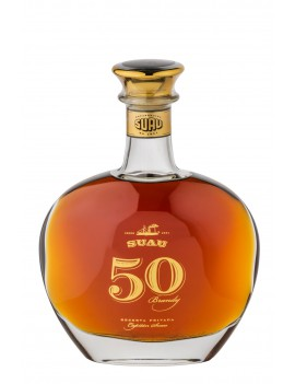 Suau Brandy 50Años 37º 70 Cl
