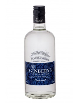 Ginbery's Gin 37.5º 70Cl