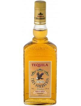 Tres Sombrero Tequila Gold...