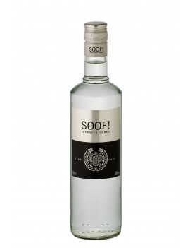 Soof Vodka Premium 37.5º 70Cl